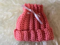 Pink Hat by Nancy MacDowell