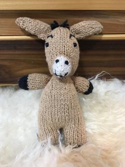 Dapper Donkey