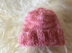 Pink Hat by Pat Stone
