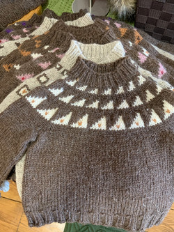 Sweaters by Francette