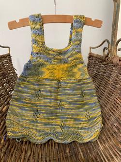 Garden Trellis Dress by Carol F.