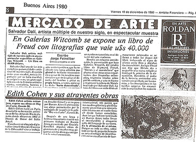 מאמר 27buenos aires 1980