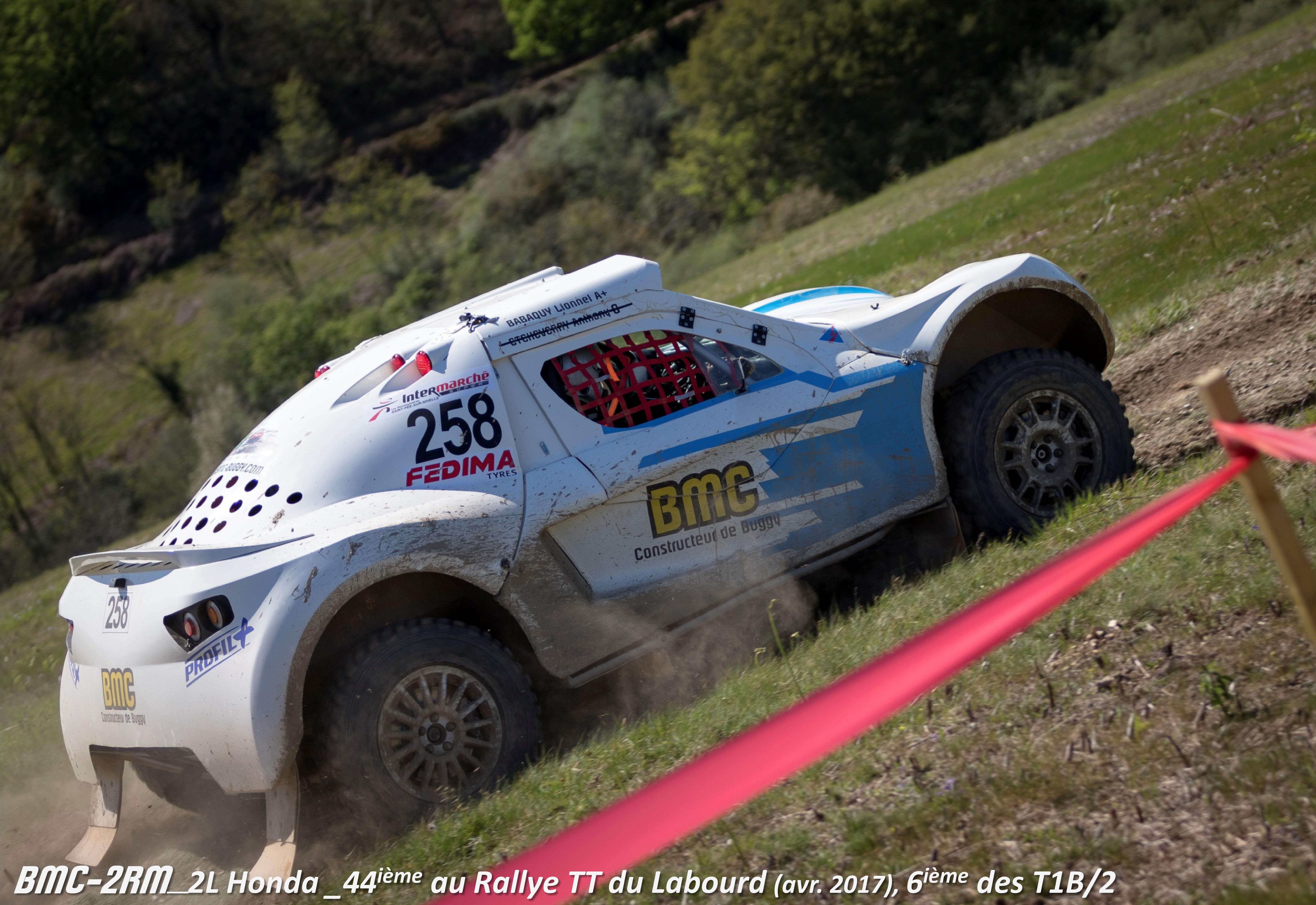 BMC-2RM_Saison 2017_R. PELRIN - L. BABAQUY_1