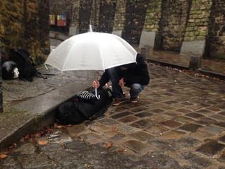 #1 Behind the scenes : la pluie