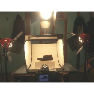 Le studio photo ambulant !
