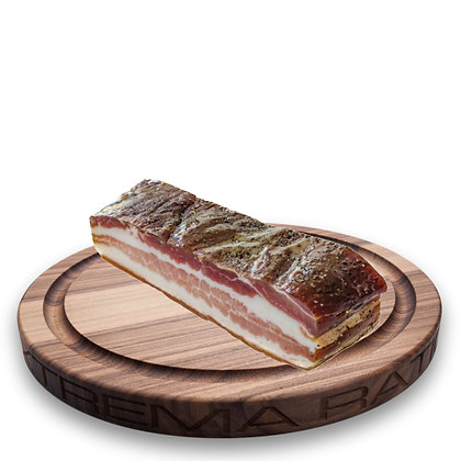 Pancetta Flat Cured Belly - 200gr