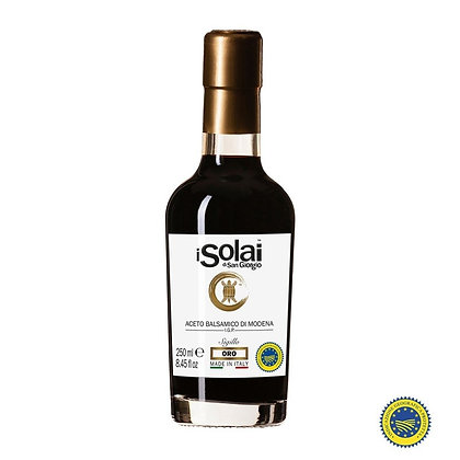 Balsamic Vinegar of Modena I.G.P. Oro I Solai - 250ml