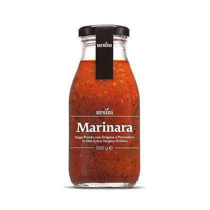 Marinara Tomato Sauce with Oregano Ursini - 250gr