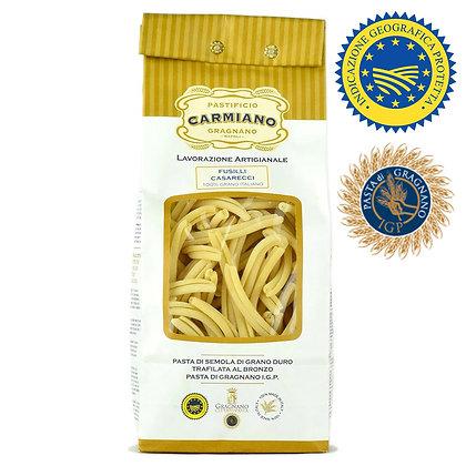 Fusilli Caserecci Pasta di Gragnano Carmiano IGP - 500gr