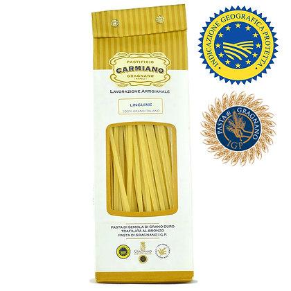 Linguine Pasta di Gragnano Carmiano IGP - 500gr