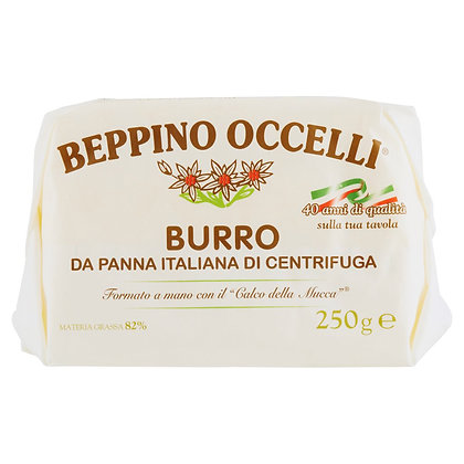 Italian Butter Beppino Occelli - 250gr
