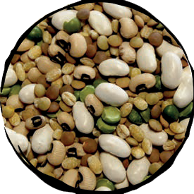 Zuppa del Borgo Mix Dry Beans - 500gr