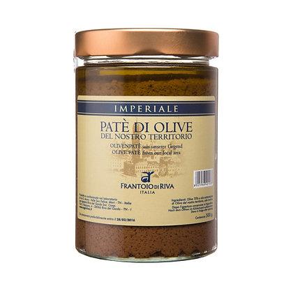 Olive Pate' Cream (Garda Lake) - 500gr