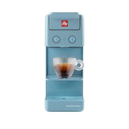 Capsule Coffee Machine Y3.3 Iperespresso blue