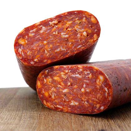 Spianata Flat Spicy Salamy - 100gr