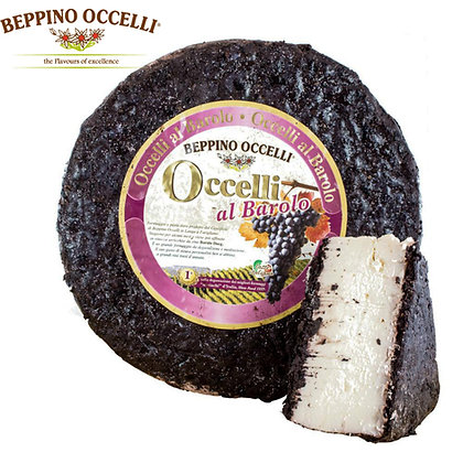 Occelli® enriched with Barolo Wine D.O.C.G. - 300gr