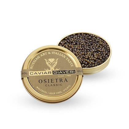 Caviar Osietra Classic Giaveri - 30gr