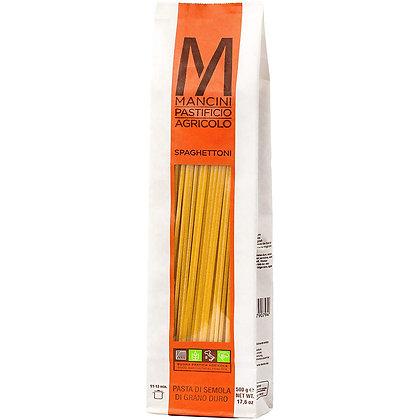 Spaghettone (big size spagetto) Mancini - 1 kg