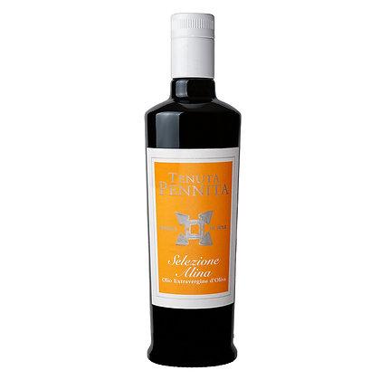 E.V.O. Oil Selezione Alina Monocultivar Nostrana (Emilia Romagna) - 500ml