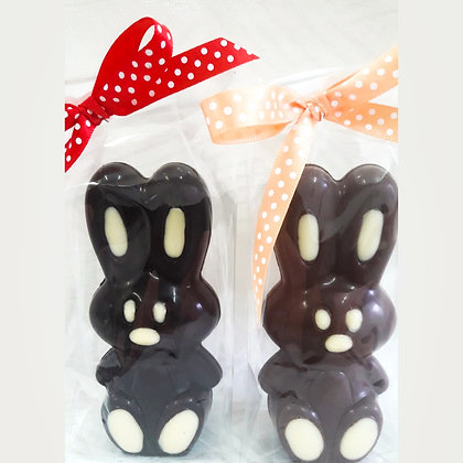 Pistocchi MILK chocolate Easter Rabbit - 1 piece