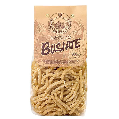 Busiate Durum Wheat Morelli - 500gr