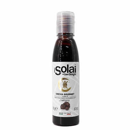 Truffle Balsamic Vinegar Cream Gourmet I Solai - 180gr
