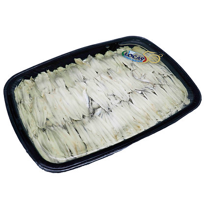 Marinated Anchovies Fillets in Oil Locas - 300gr