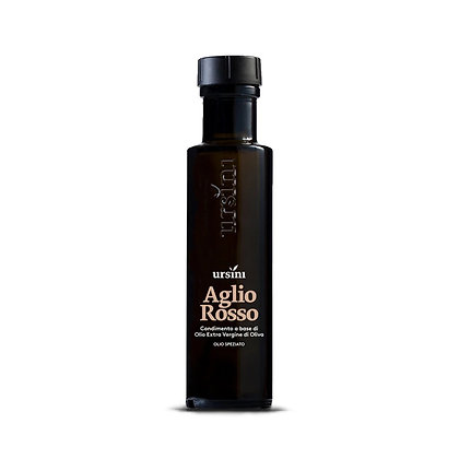 E.V.O. Oil with Red Garlic Ursini - 100ml