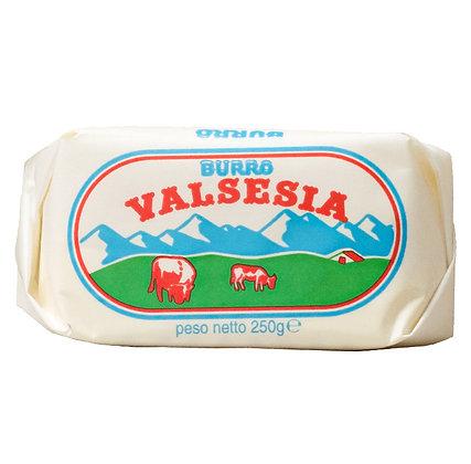 Italian Butter White Cow Milk Valsesia - 250gr