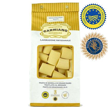 Paccheri Pasta di Gragnano Carmiano IGP - 500gr