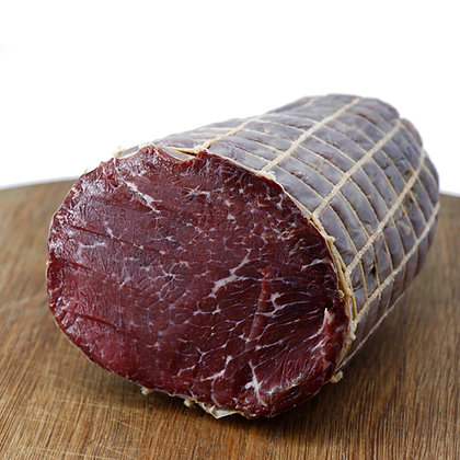 Bresaola Valtellina Cured Loin Beef - 100gr
