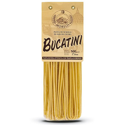 Bucatini Durum Wheat Morelli - 500gr