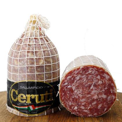 Cremasco Salami Coarse Grain (big diameter) - 100gr