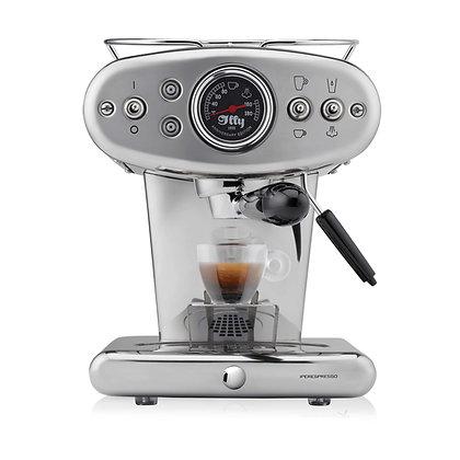 Capsule Coffee MachineX1 Iperespresso Anniversary 1935 -Stainless Steel