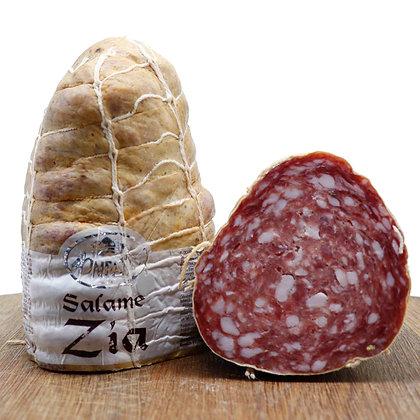 Zia Salami from Ferrara with Garlic Bonfatti - 100gr