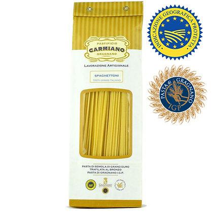 Spaghettoni Pasta di Gragnano Carmiano IGP - 500gr