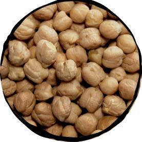 Chickpeas Dry - 500gr