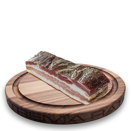 Pancetta Smoked Flat Cured Belly - 200gr