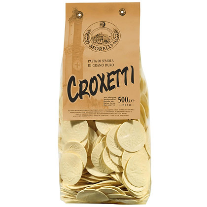 Croxetti Durum Wheat Morelli - 500gr