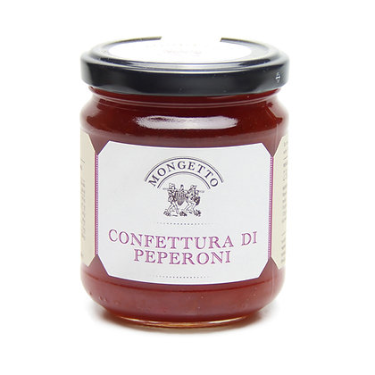 Peppers Confiture Mongetto - 230gr