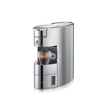 Capsule Coffee Machine X9 Iperespresso Chrome