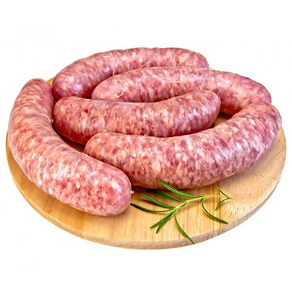 "Sausage ""Salamella"" with white wine FZ - 5 pcs x 120gr each - 600gr"