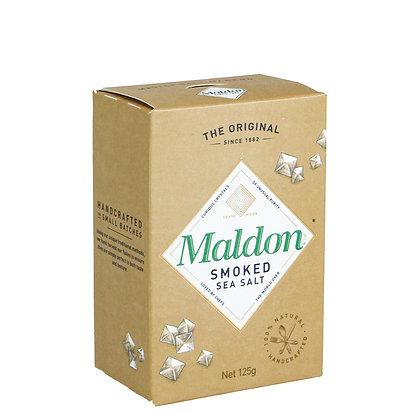 Maldon Salt Smoked Flakes - 125gr