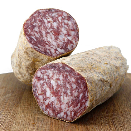Finocchiona Salami with Fennel Seeds Salcis - 100gr