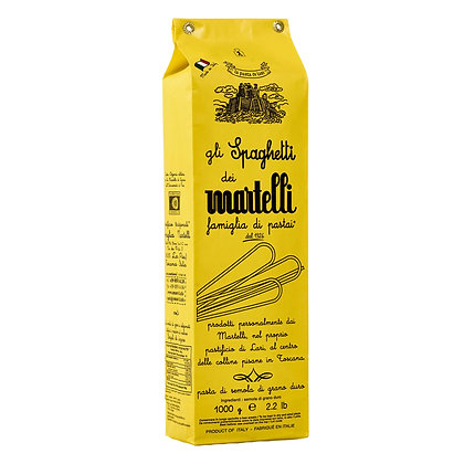 Spaghetti Tuscan Pasta Martelli - 1kg