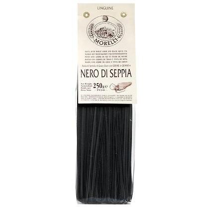 Linguine Black Squid Ink Morelli - 250gr