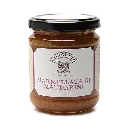 Mandarin Jam Mongetto - 230gr