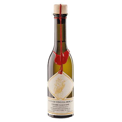 Moscato wine Vinegar Cesare Giaccone - 250ml