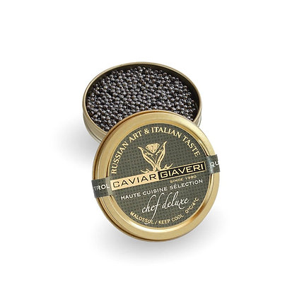 Caviar White Sturgeon Giaveri - 30gr