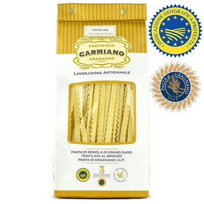 Tripoline Pasta di Gragnano Carmiano IGP - 500gr